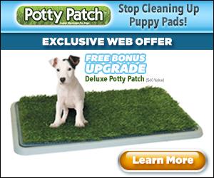 Potty Patch Puppy Pads