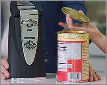 Safety Can Express Can Opener