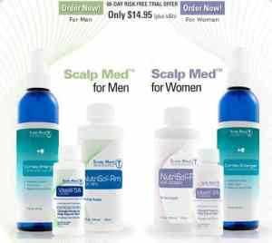 Scalp Med for Men and Women