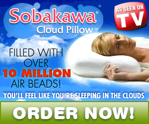 as seen on tv sobakawa pillow