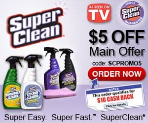 super clean cleaning products