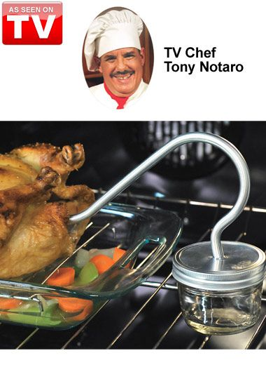 Chef Tony's Turbo Roaster