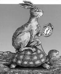 La otra fábula de la Tortuga y la Liebre