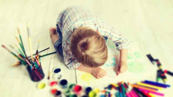 Dibujos de los niños para conocer sus emociones y su personalidad