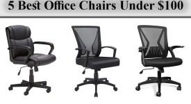 5 Effective Design Best Ergonomic Office Chairs Under $100