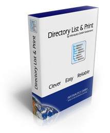 English Tutorials Directory List & Print