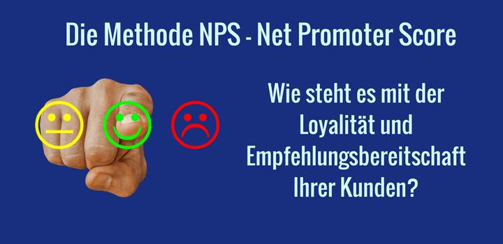 Net Promoter Score - Kundenloyalität messen