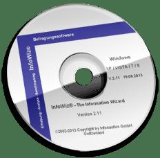 Online- und Offline-Umfragen mit der Umfragesoftware InfoWiz®