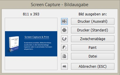 Screenshots erstellen mit Screen Capture & Print
