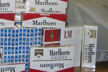 Sigarette di contrabbando in casa. Sequestrate oltre 12 chili di bionde.