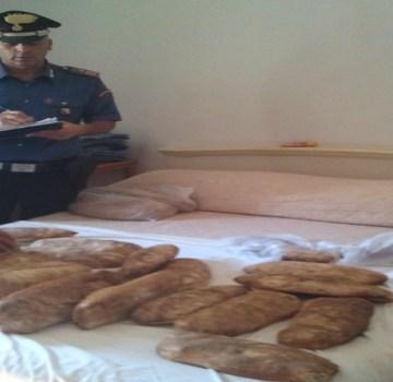 Pane avvelenato, 17 forni sequestrati in tutta Napoli e provincia