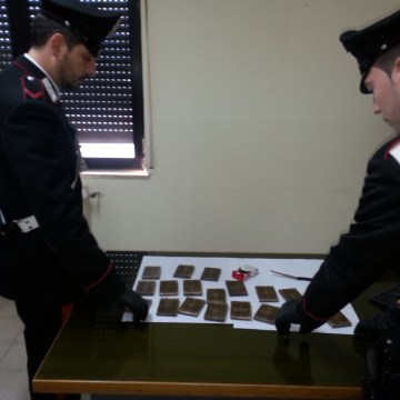 Scoperti in casa con droga e bilancino di precisione. Arrestata coppia di pusher