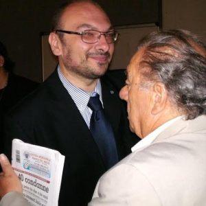 XXII congresso nazionale della Democrazia Cristiana. Giuseppe Alviti si candida alla presidenza