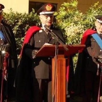 Arma dei Carabinieri, dopo tre anni il generale Carmine Adinolfi lascia il posto al generale Gianfranco Cavallo