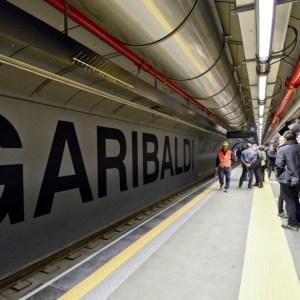 Assalto alla nuova metro di Piazza Garibaldi