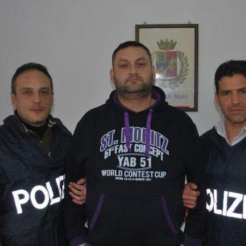 Accusato di traffico internazionale di sostanze stupefacenti. Arrestato Natale Scarpa, latitante da 5 anni