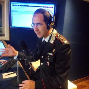 Il colonnello dei carabinieri Marco Minicucci a Radio Marte: legalizziamo i parcheggiatori abusivi