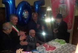 105 anni michele nunziata san gennaro vesuviano