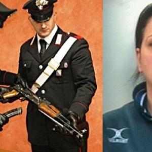 Custodiva un kalashnikov per conto del clan Verde di Sant'Antimo. Arrestata casalinga 43enne