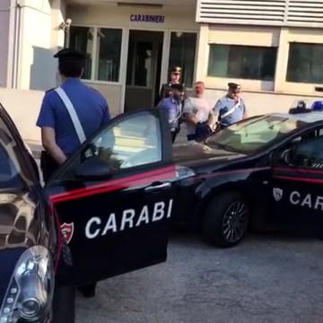 Arrestato dai carabinieri Bruno Mascitelli alias o canotto. Assicurato alla giustizia dopo quattro mesi di latitanza