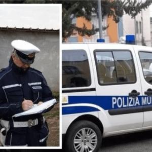 Sant'Antimo, affissioni elettorali, candidati sanzionati. Gli agenti della polizia municipale monitorano il territorio