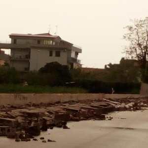 Sant'Antimo, raffiche di vento e alberi killer. Un ferito grave al CNR di Fuorigrotta