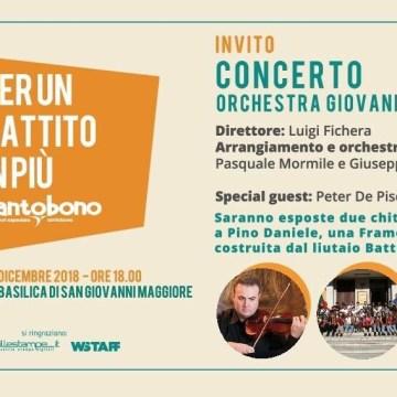 """Napoli, """"Per un battito in più"""". Concerto di beneficenza ad opera dell'Orchestra Giovanile Orpheus"""