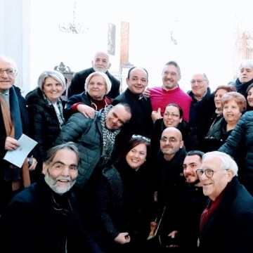 """Frattamaggiore, Don Giovanni Del Prete """"Canonico della Cattedrale di Aversa"""". Il video"""