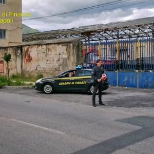 Coronavirus, controllo del territorio della GdF: arresti e denuncie tra Torre Annunziata e Poggiomarino