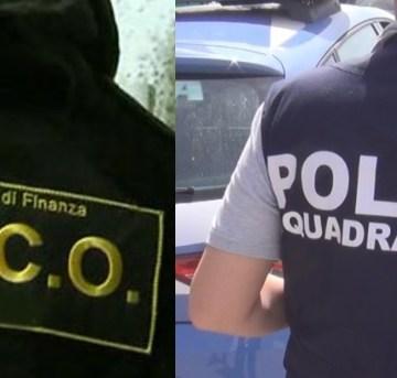 Camorra, maxi sequestro di beni da 50 Milioni al Clan Mallardo di Giugliano (video)