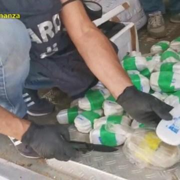 Dalla Siria hashish e pasticche: maxi sequestro di droga da 40 milioni di Euro