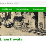 Grumo Nevano, La transizione digitale fantasma 3600 Euro per il vestitino nuovo al vecchio sito del comune