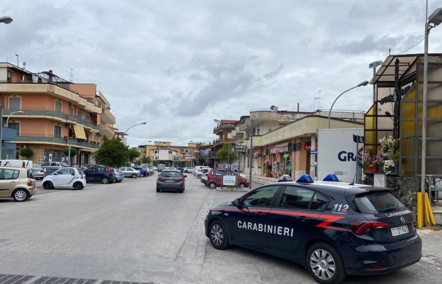 Casandrino, magnete sul contatore del bar. Carabinieri arrestano imprenditore