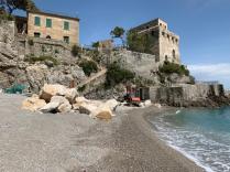 Erchie - Torre La Cerniola - lavori in corso 2
