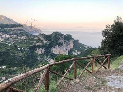 Amalfi - Staccionata Tavernate 1