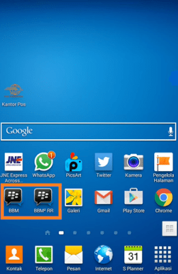 How to Install Dual BBM on Android and Download