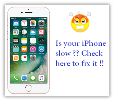 How to Fix a Slow iPhone