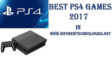 Best PS4 Games 2017