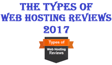 The types of web hosting