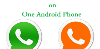 Use Two WhatsApp Accounts