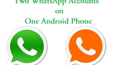 Use Two WhatsApp Accounts