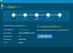 one click root apk