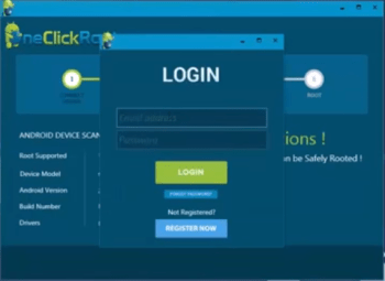 one click root app