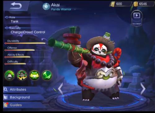 Akai hero guide, guide of akai