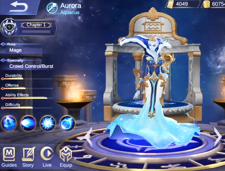 Aurora best build in 2019 complete guide mobile legends ...