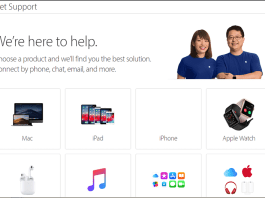 Chat With Apple Support