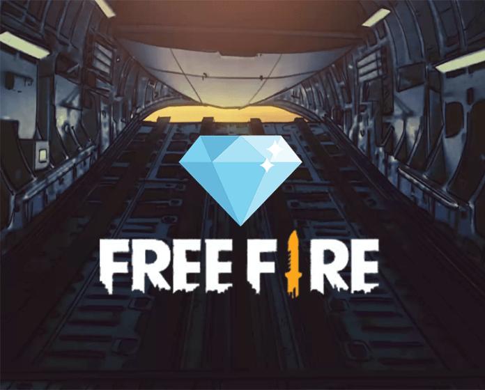 Top Up Free Fire Diamond