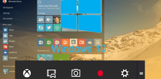 Screen Recorder For Windows 10