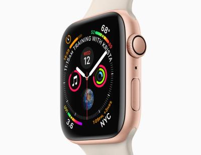 Apple Watch 5 vs Apple Watch 4