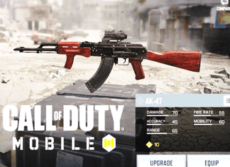 Best Weapon in Call of duty Mobile